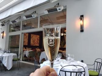 """Champagne """"Perrier-Jouët""""... or PaulJne? ;)"""