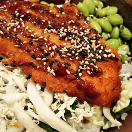 Chicken Katsu (Donburi)